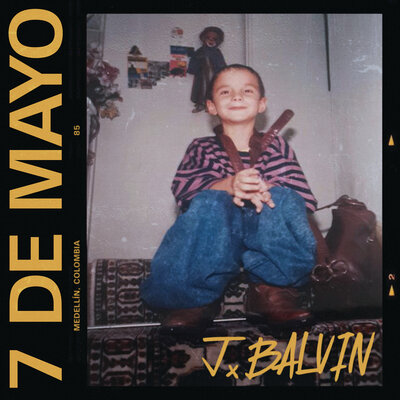 Song cover: J. Balvin - 7 De Mayo
