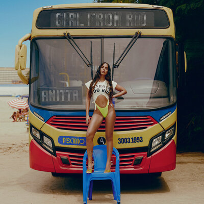 Song cover: Anitta - Girl From Rio